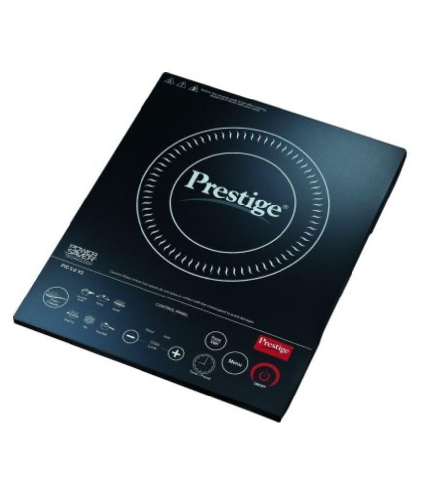Prestige PIC 6.0v3 2000 W Induction Cooktop