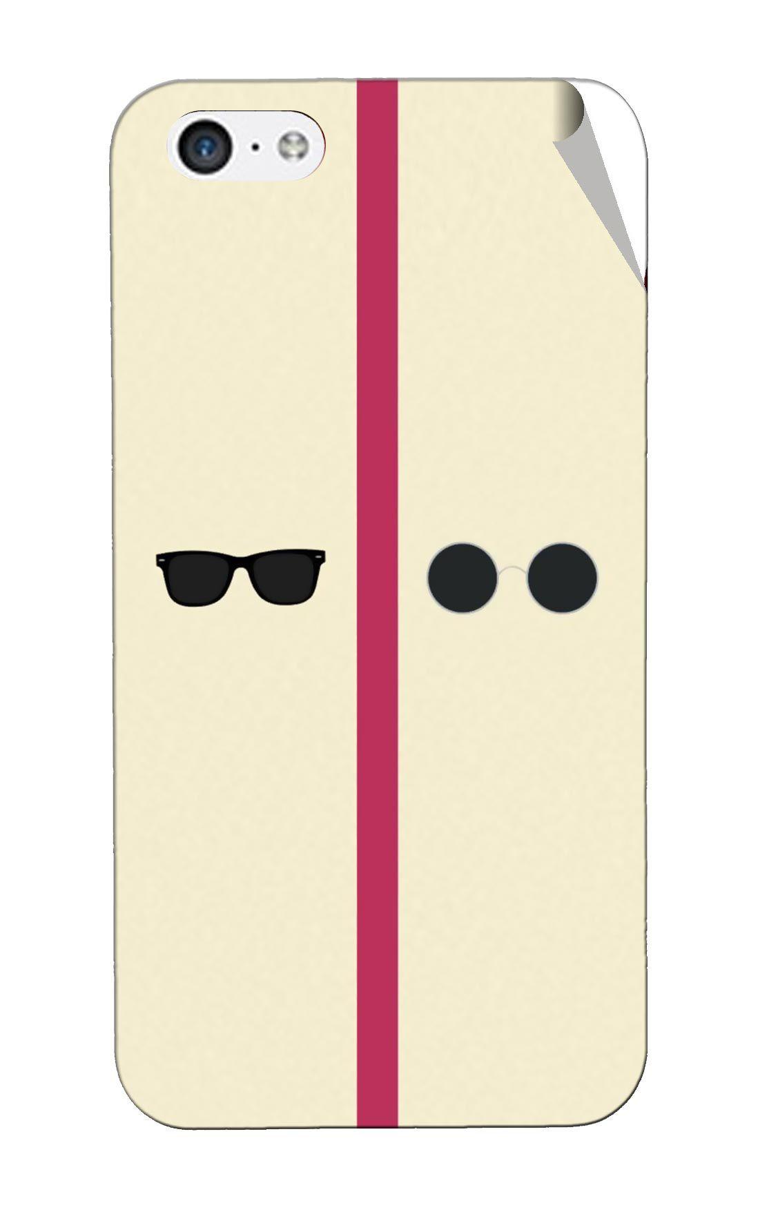 G.store Designer Skin Sticker For  Apple iPhone 5C