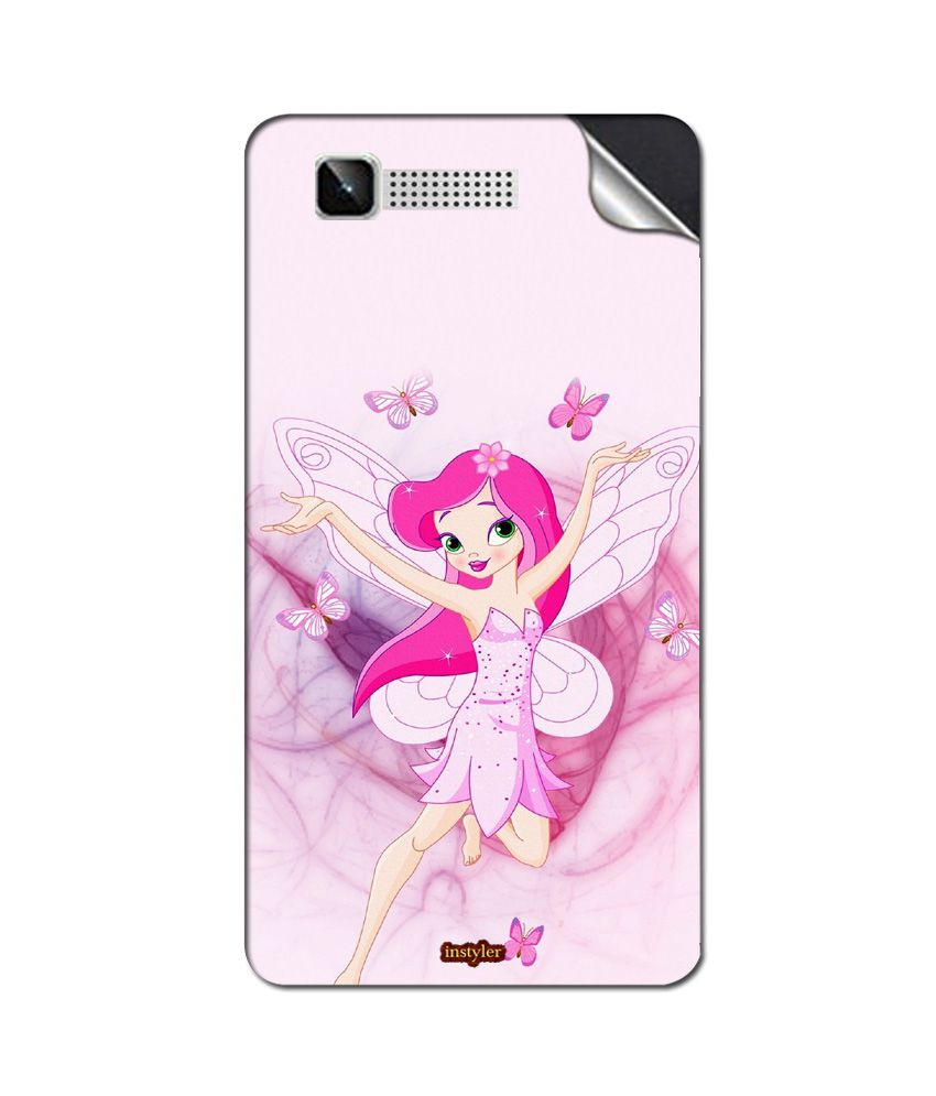 instyler MOBILE STICKER FOR INTEX CLOUD Y11