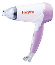 HaigerX H3501 Hair Dryer White
