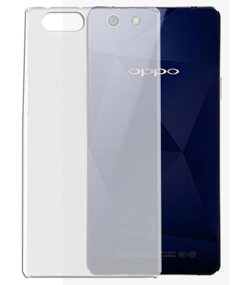 pretty nice 00fe3 e2974 Oppo R7 Lite Transparent Back cover - Plain Back Covers Online at ...