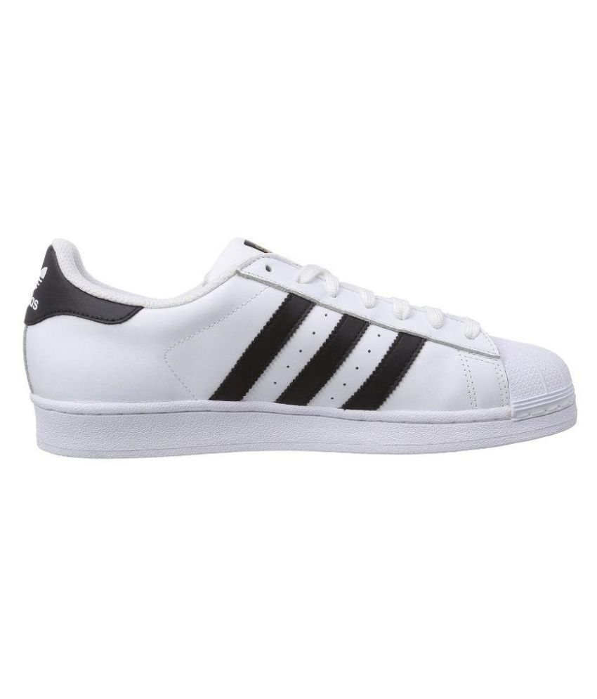 Adidas White Sneaker Shoes - Buy Adidas