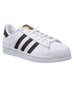 Adidas White Sneaker Shoes - Buy Adidas White Sneaker Shoes Online ...