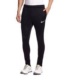 17bda7704ed Nike Black Polyester Trackpant   Track Pant