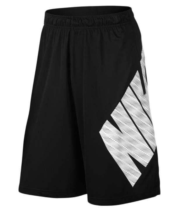 Nike Black Fly Block Shorts for Men