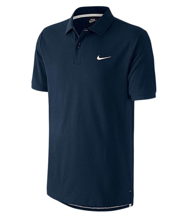 Nike Navy Match Up Polo for Men