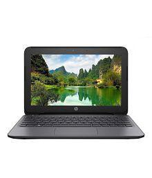 HP Pavilion 11-S003TU Notebook (W0H99PA) (Intel Celeron- 2GB RAM- 500GB HDD- 29.46cm (11.6)- DOS) (Black)
