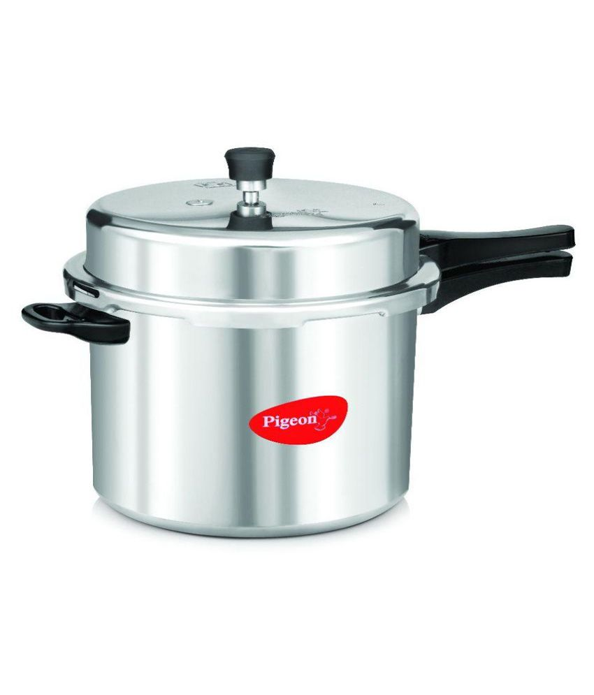 b9dd9cea251 Pigeon Calida Deluxe 7.5 Aluminium Outer Lid Pressure Cooker  Buy Online at  Best Price in India - Snapdeal