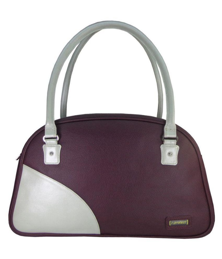 Iprotect Multi Color Faux Leather Shoulder Bag