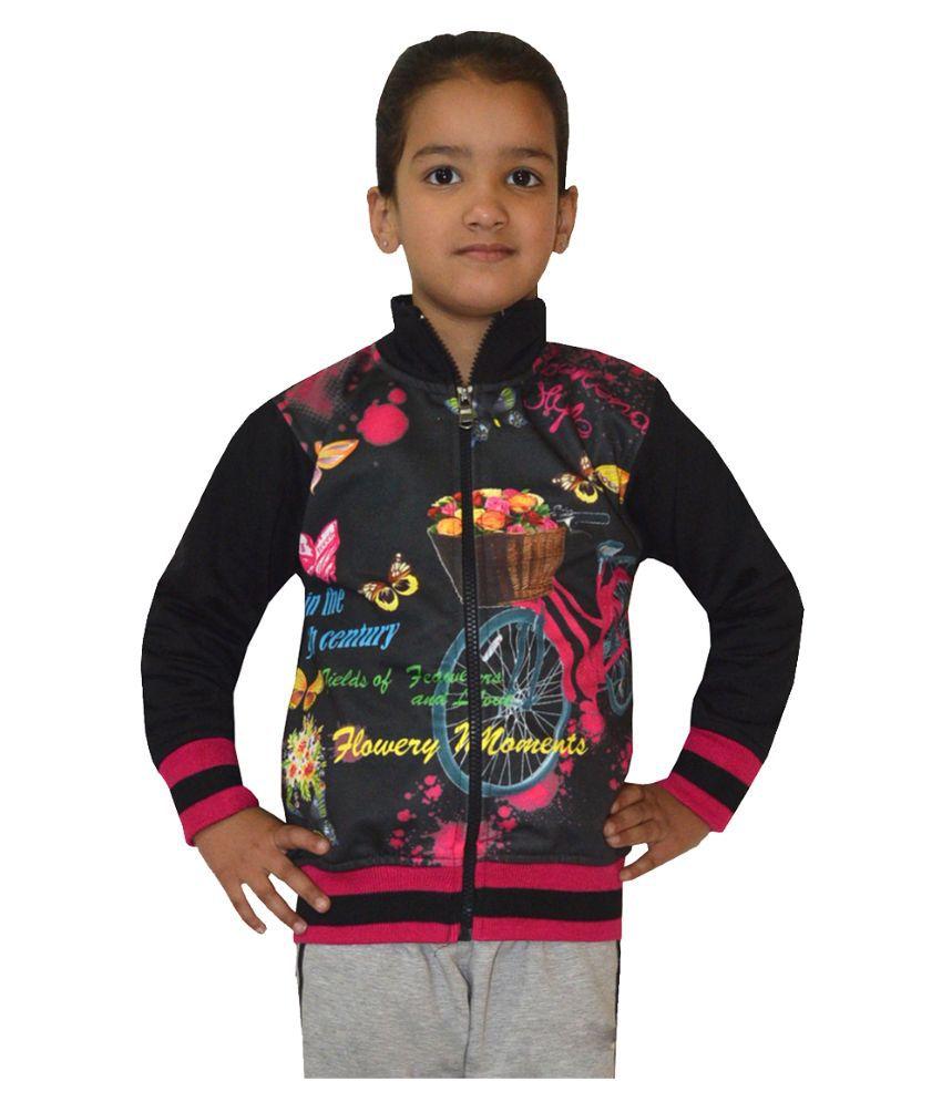 Shaun Black Wollen Sweatshirt