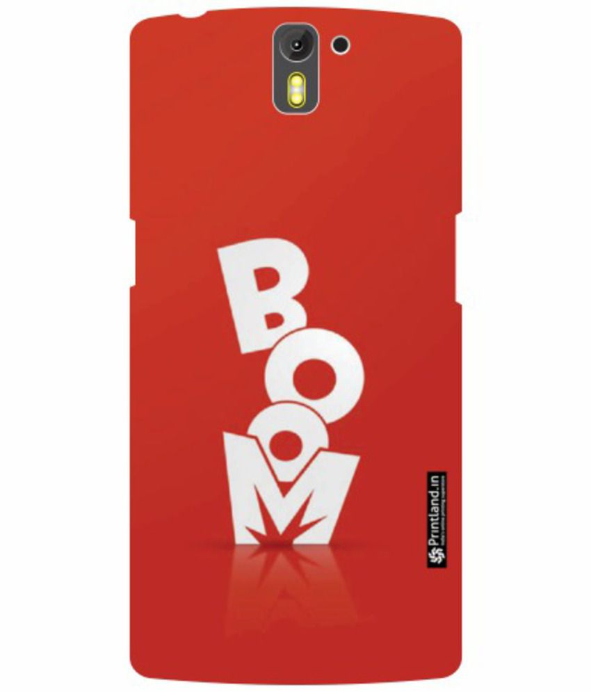 more photos 049fd 42aa0 Oneplus One A0001 Boom Back Cover Multicolor