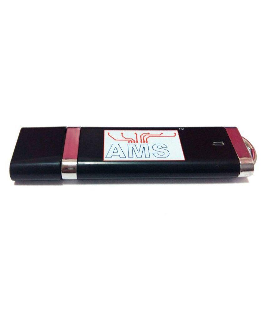 Ams 16 GB Pen Drives Black