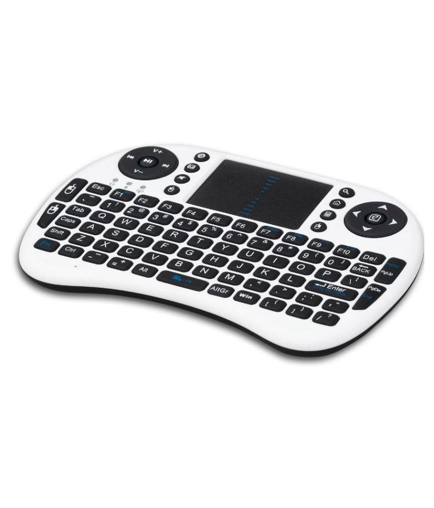 mini wireless keyboard with touchpad mouse keyboards online at low prices snapdeal india. Black Bedroom Furniture Sets. Home Design Ideas