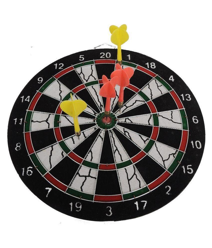 Spofit Multicolour Dart Board
