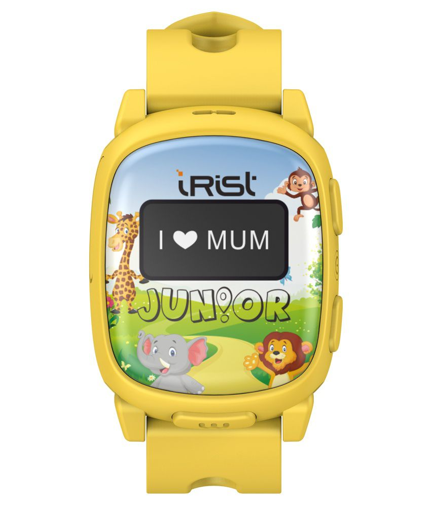 Intex-iRist-junior-Smartwatch