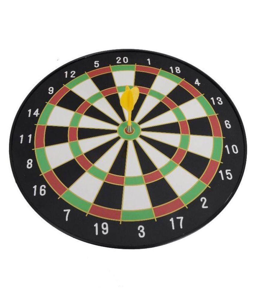Spofit Multicolour Magnetic Dart Board