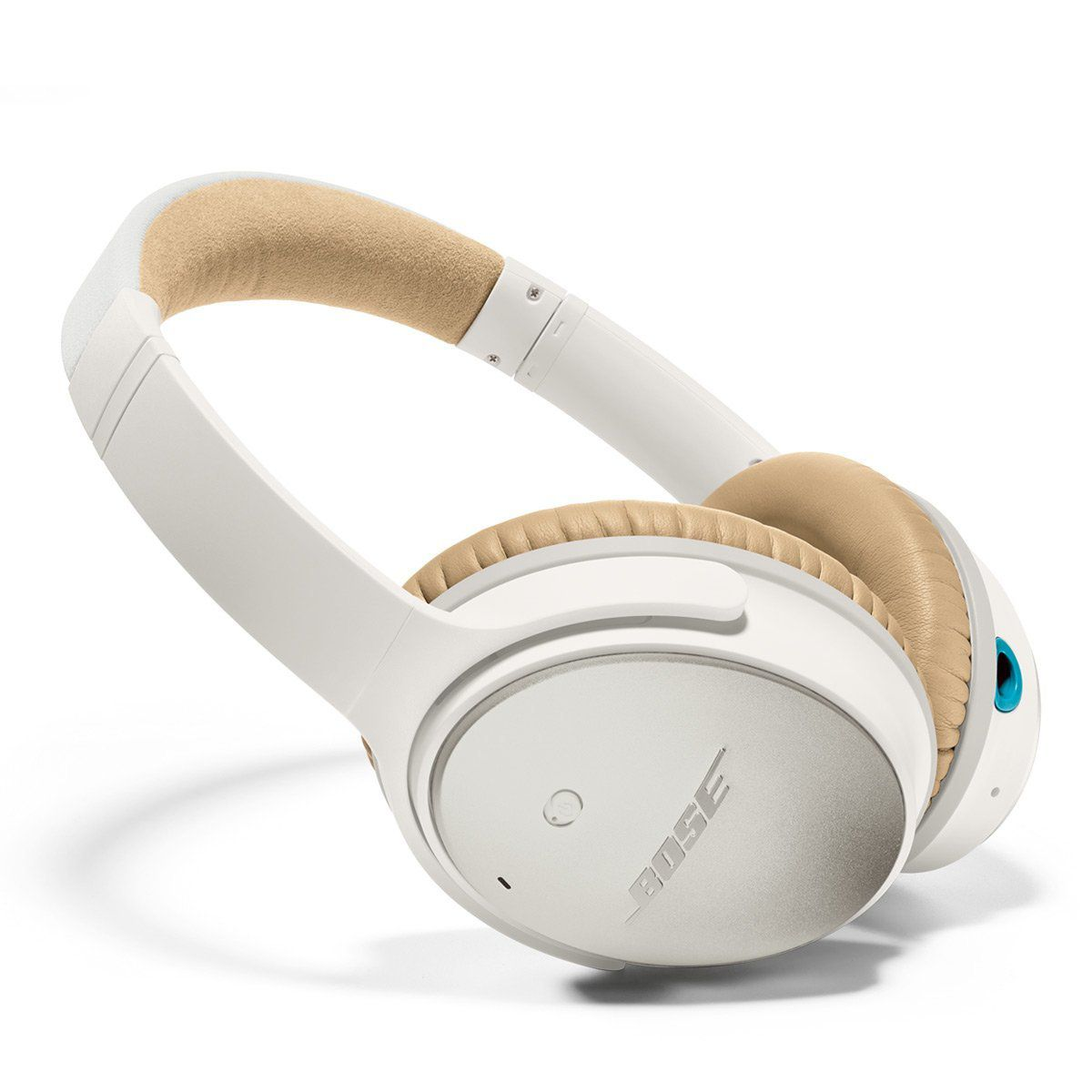 1503d9c2459 Bose QuietComfort 25 Acoustic Noise Cancelling Headphones for Samsung and  Android Devices, White - Buy Bose QuietComfort 25 Acoustic Noise Cancelling  ...
