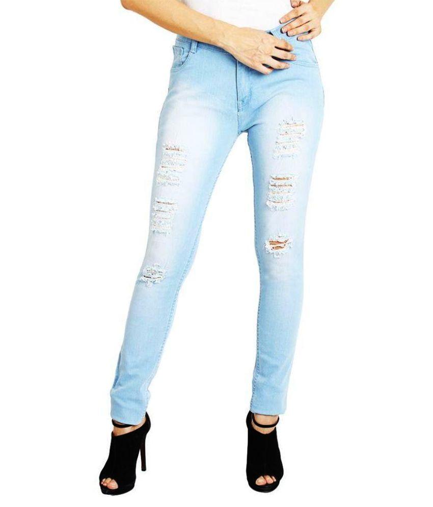 Fuego Blue Jeans Slim