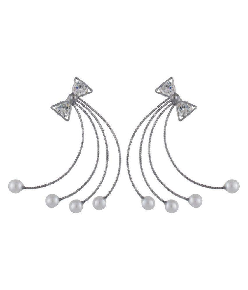 High Trendz Silver Hangings