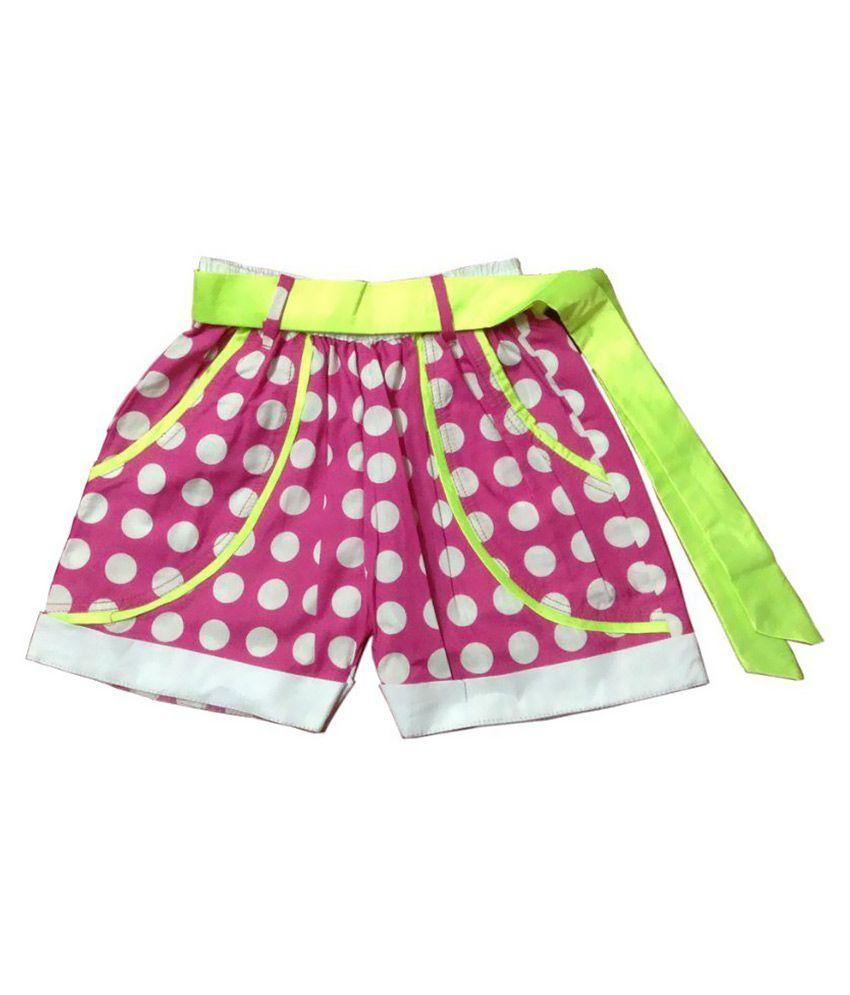 Vestiscraft Multicolour Shorts
