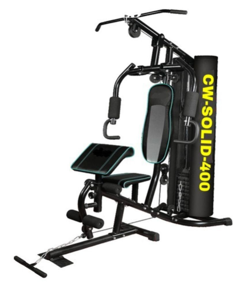 Cardio world home gym with 21 exercise: buy online at best price on