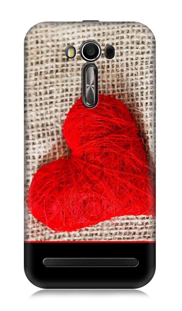 Asus Zenfone 2 Laser ZE550KL 3Dimensional High Quality Printed Back Cover by 7C