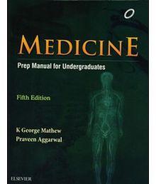 Medicine Prep Manual for Undergraduates 5th Edition