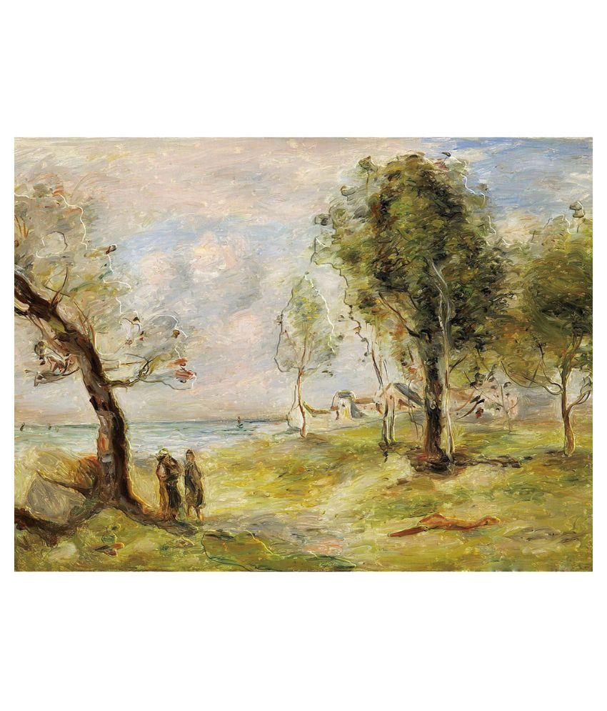 Laaneo LaaNeo_Painting Canvas Art Prints Without Frame Single Piece