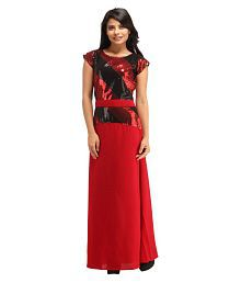 Red Gowns  Buy Red Gowns for Women Online on Snapdeal.com 1b0fbff1b