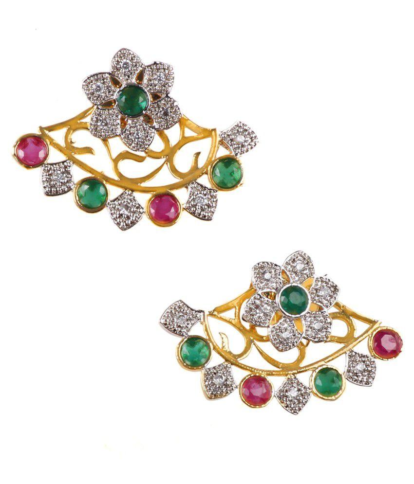 Saraa Multicolour Earrings