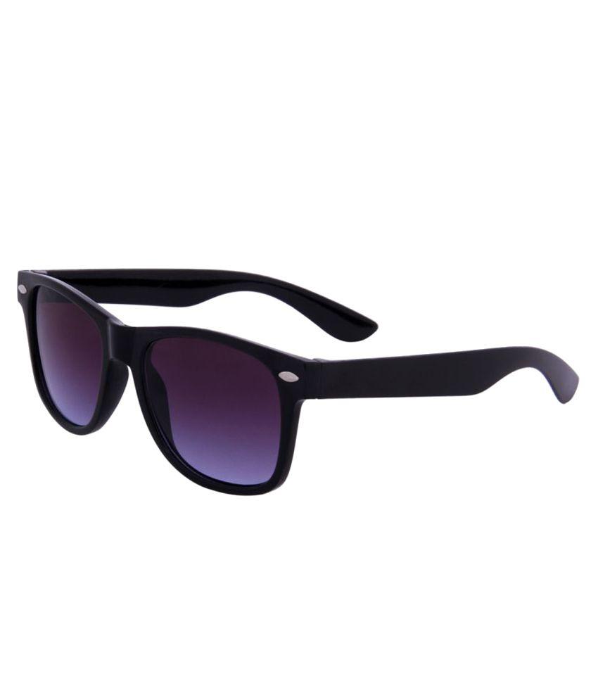 T Star Purple Wayfarer Sunglasses ( TSS-JK07-PRWT-BK )