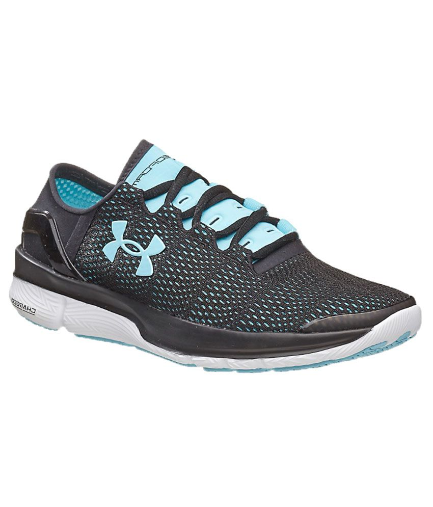 Under Armour Black Running Shoes Under