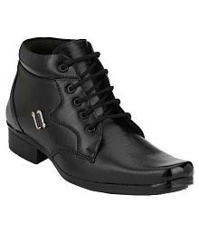 Shoe Day Black Party Boot