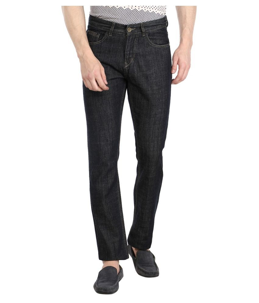 Fever Black Relaxed Solid