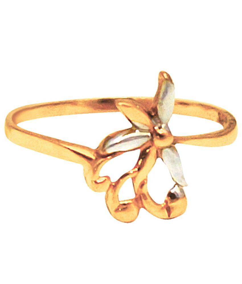Sogani jewellers 22k Gold Ring