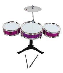Tickles Jazz Drum Set for Kids Drummer Boy Girl Musical Toy Gift 31.2 cm