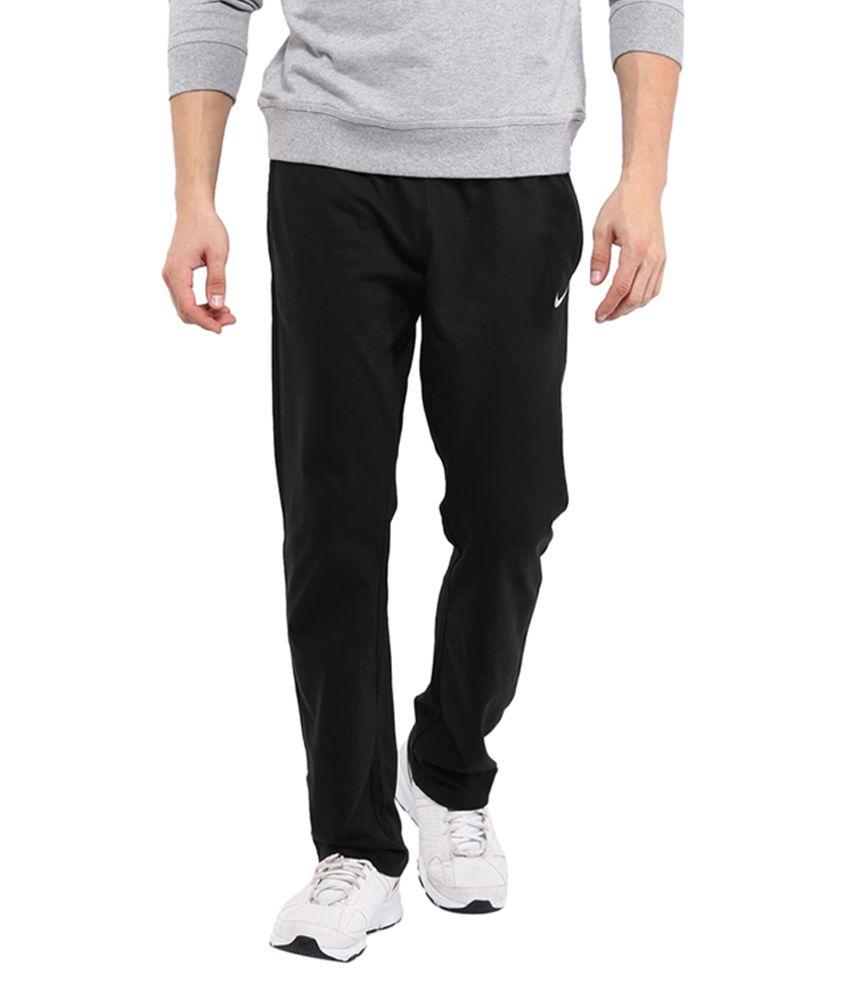 Nike Black AS Crusader OH 2 NSW Track Pant for Men