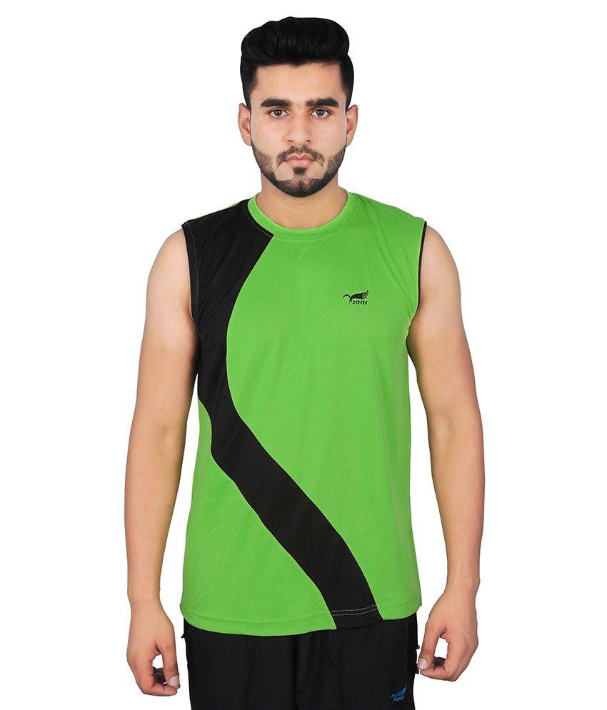 NNN Green T-shirt
