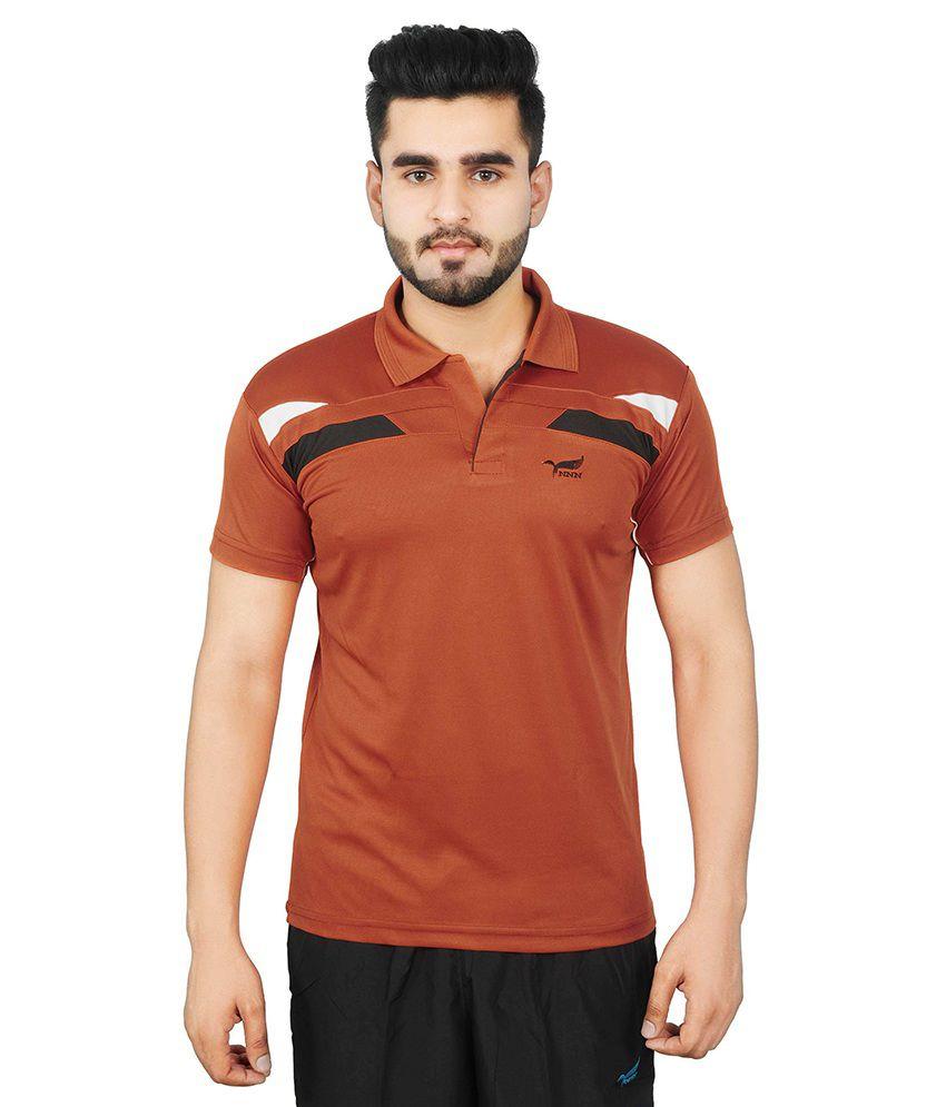 NNN Orange T-shirt