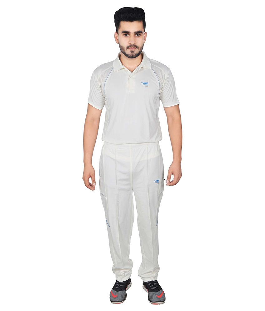 NNN White Track Suit