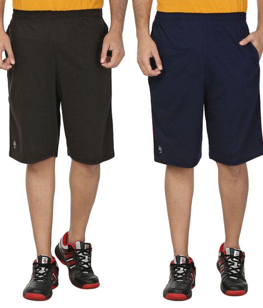 SST Multi Shorts Pack of 2