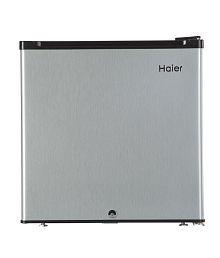 Haier 52 Ltr Mini Refrigerator - Silver ( HR-62HP/HR-62VS)