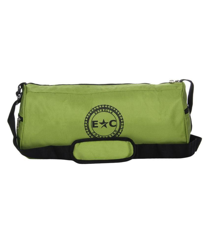 Estrella Companero Green Gym Bag