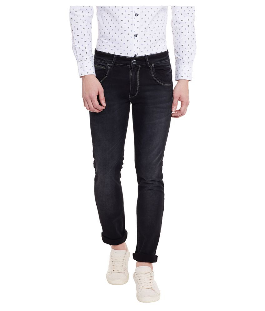 Jogur Black Slim Solid