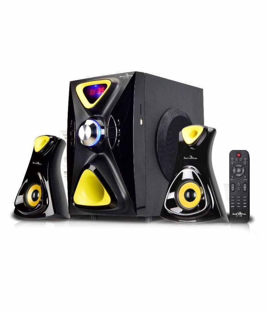 Jack Martin JM NEON X5 2.1 Multimedia Speakers