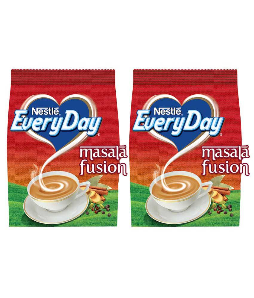 EVERYDAY Dairy Whitener Masala Fusion (Pack of 2)