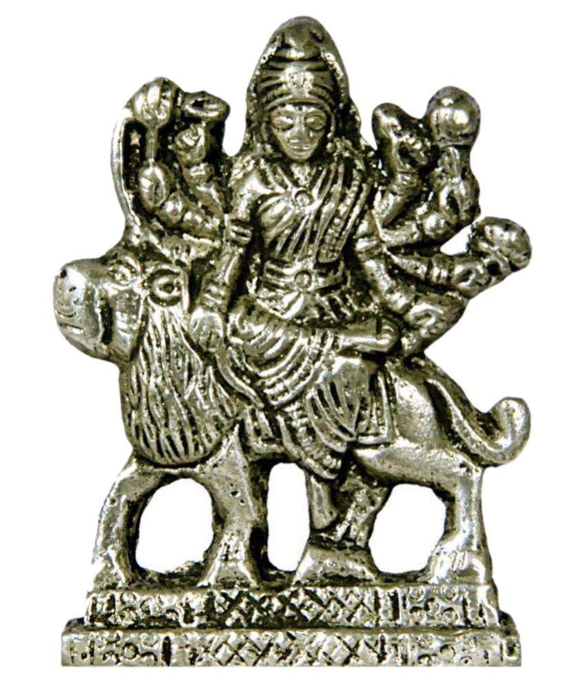 JY Durga Brass Idol