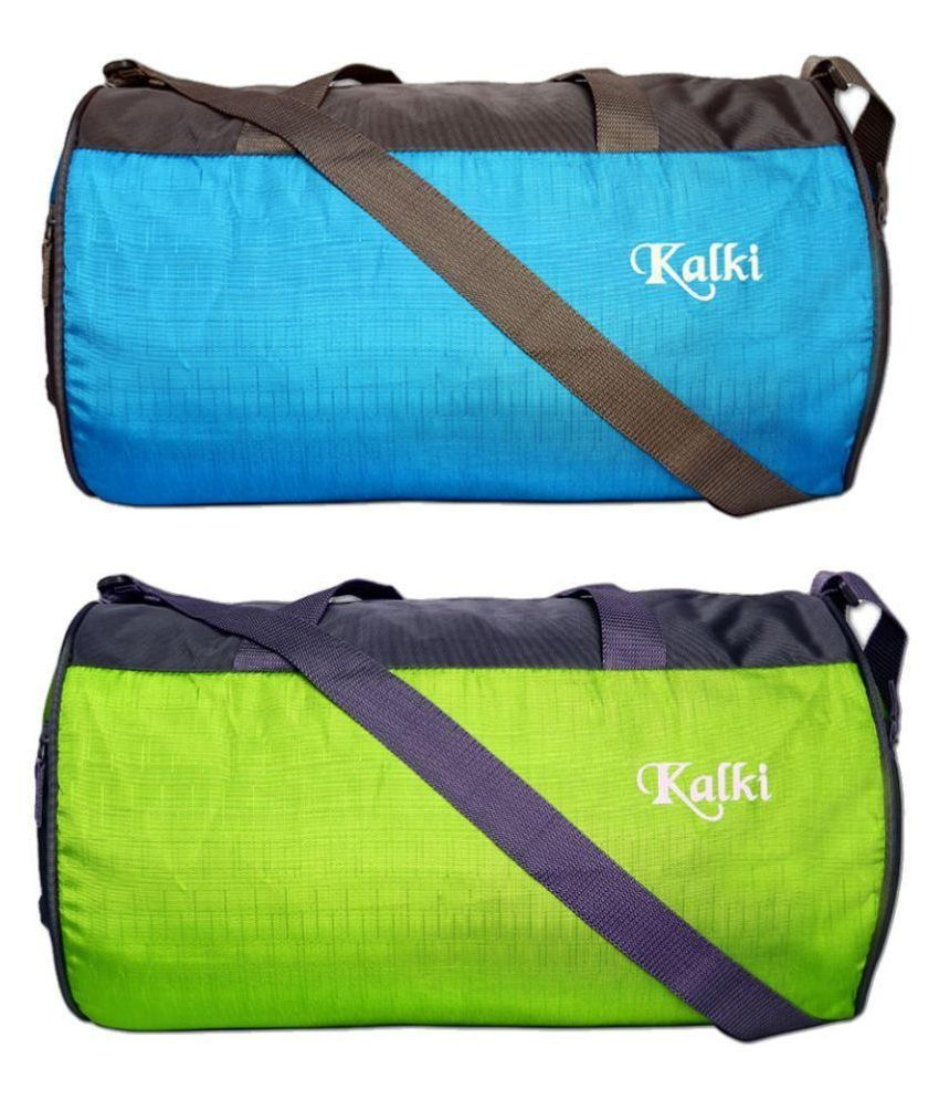 Kalki Multicolour Gym Bag