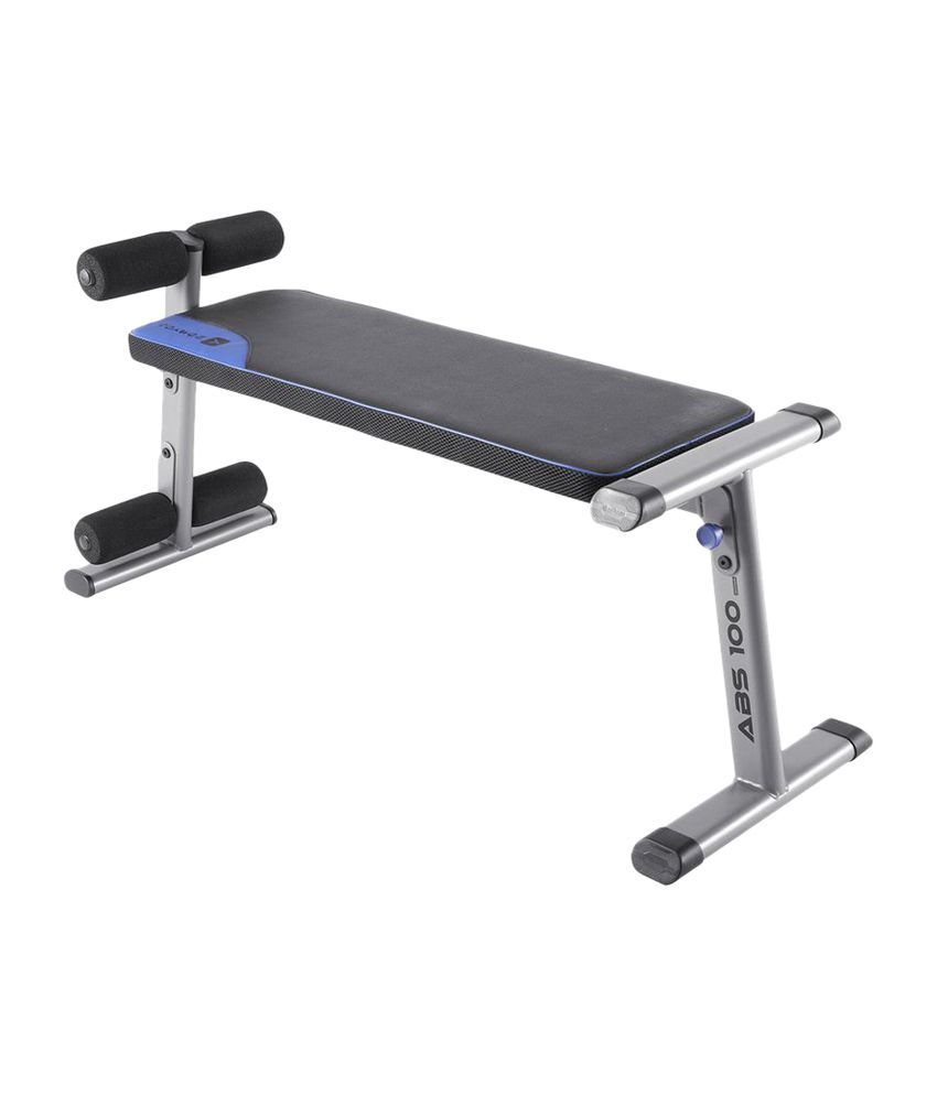 Domyos abs bench 100 by decathlon buy online at best price on snapdeal - Banc abdominaux decathlon ...