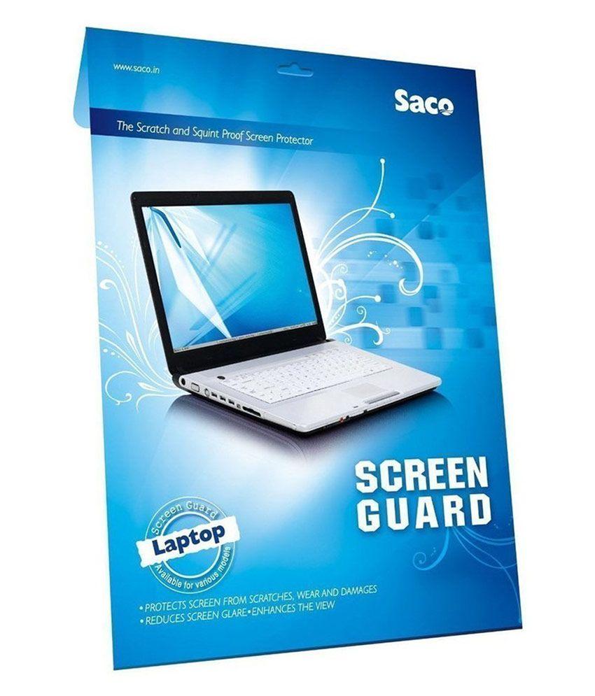 Saco 39.6 cm (15.6) Matte Screen guard for Laptop